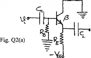 Analog Electronic Circuits Previous Question Papers