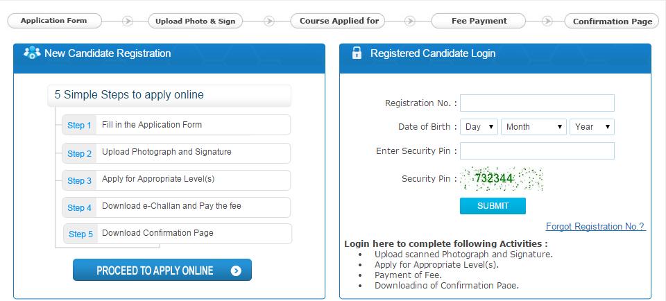 HTET-application-form- Us Pport Application Form on