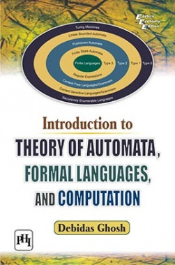Introduction To Theory Of Automata,Formal Languages And Computation
