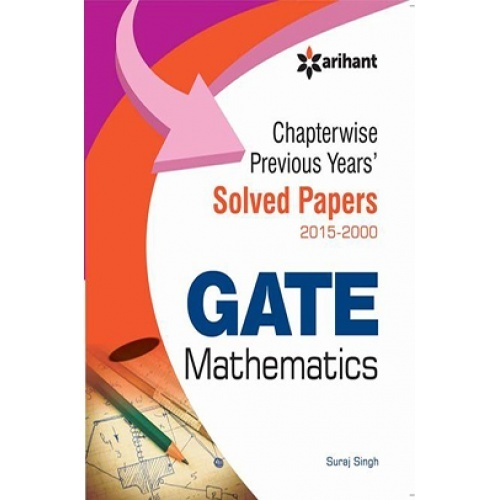 chapterwise gate solved papers mathematics Gate previous year question papers with answers, gate preparation books and sample papers are provided here for chapterwise gate mathematics solved papers.