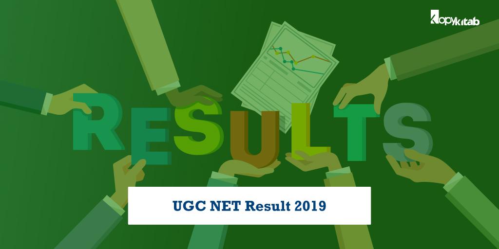 ugc net result 2019  download score card now