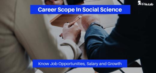 Career Scope In Social Science
