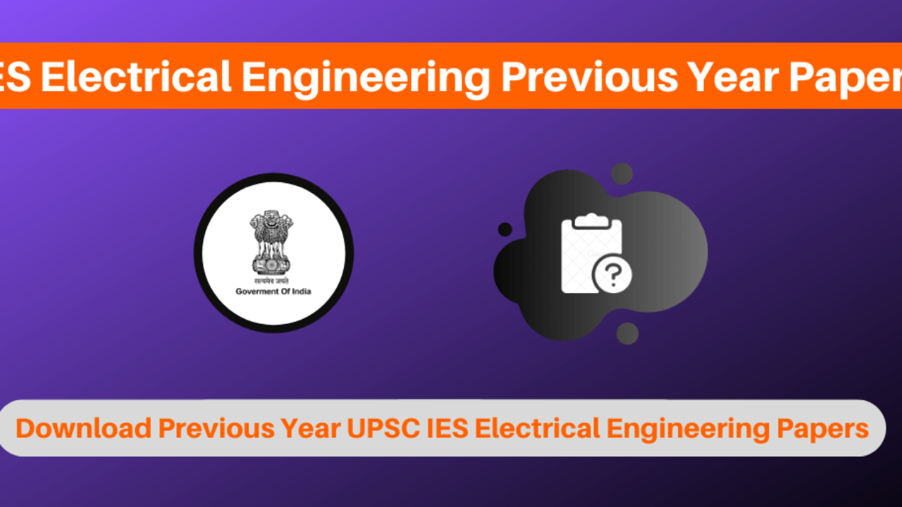 ies solved papers electrical engineering free download