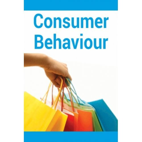 consumer behaviour project Consumer science has come a long way from just homemaking kids interested in marketing, media, and economics will love these consumer science projects.